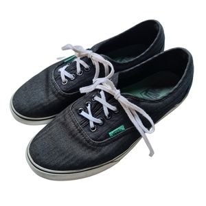 Vans Off The Wall Grey Sneakers Shoes US9.5